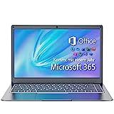Jumper Laptop 13.3 Zoll FHD Notebook (4GB DDR3 64GB eMMC Microsoft Office 365 Erweiterbarer Speicher 1TB SSD und 256GB TF Dualband WiFi Windows 10 Bluetooth 4.2 Intel CPU)