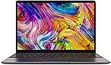 CHUWI GemiBook 13 Zoll Windows 10 Intel Celeron J4115 12GB RAM 256GB SSD Laptop, Quad Core, dünne und leichte Notebook mit Hintergrundbeleuchtung Tastatur Typ-C 2.4G / 5G WiFi, BT 5.1 bis zu 1TB SSD